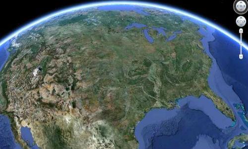 ഗൂഗിള് എര്ത്ത് 6.2 വഴി ഭൂമിയിലെ രഹസ്യങ്ങള്ക്ക് കൂടുതല് വ്യക്തത