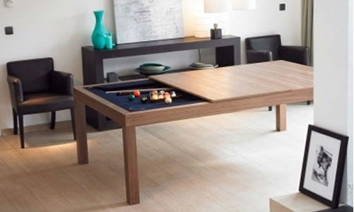 Sliding Pooltable