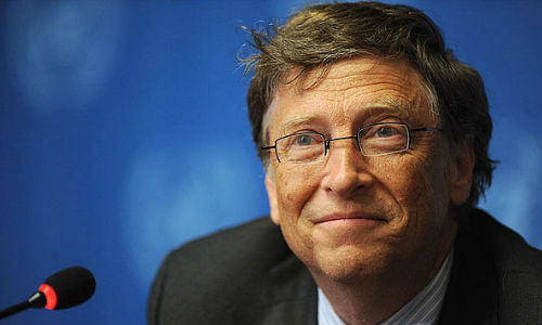 Bill Gates (Microsoft)