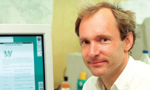 Tim Berners-Lee, the World Wide Web