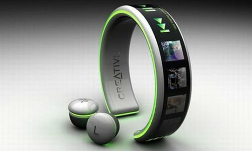 MP3 Player Creative