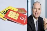 Vodafone CEO Apologises: സർക്കാരിനോട് മാപ്പ് പറഞ്ഞ് വോഡാഫോൺ സിഇഒ നിക്ക് റീഡ്