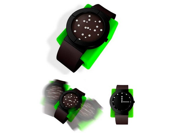 Tiwe OLED Wrist Watch