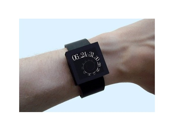 OLED Linux Watch