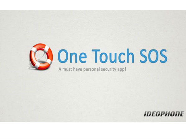 .One Touch SOS, Ideophone
