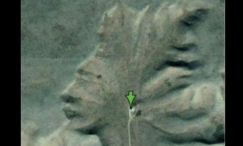ഗൂഗിള് മാപ്പിലെ മായക്കാഴ്ചകള്