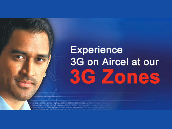 Aircel 3G