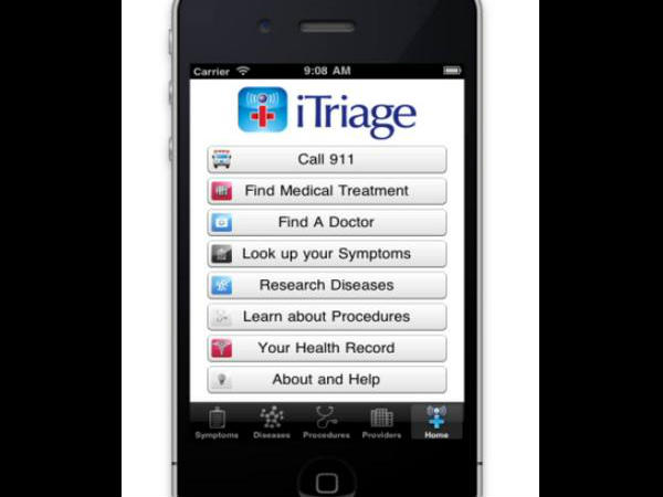iTriage Health