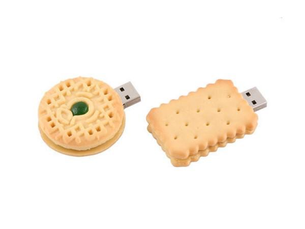 Biscuit USB Drive