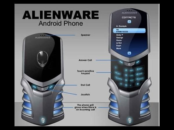Alienware-Android