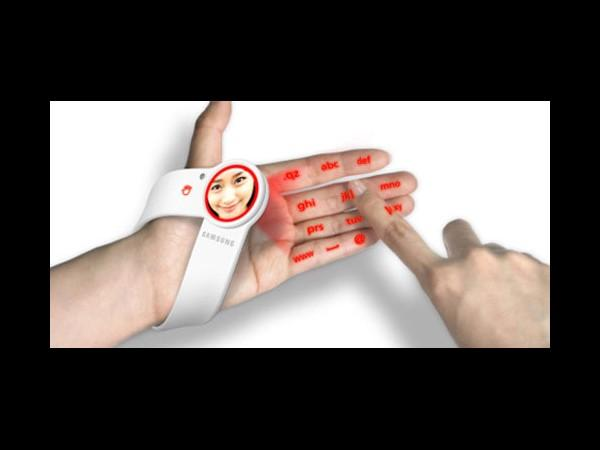 Finger Touching Wearable