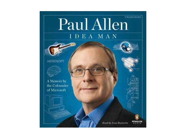 Idea Man: A Memoir by the Cofounder of Microsoft by Paul Allen