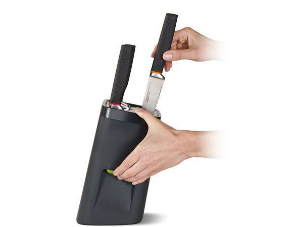 Childproof Knife Block
