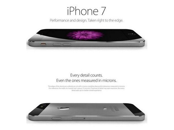 iPhone 7 concept images