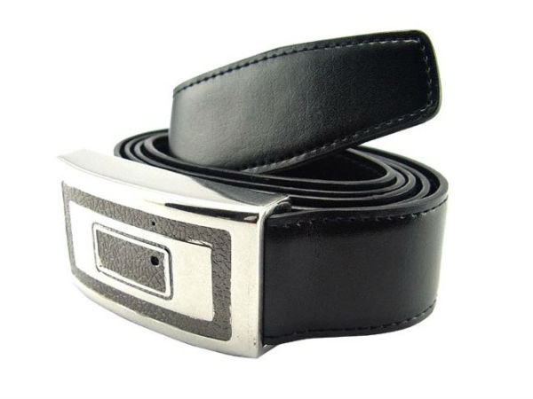 Belt Buckle Spy Camera