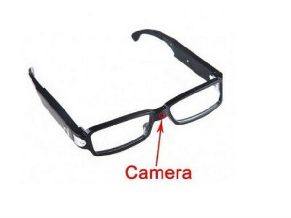 Hidden Camera Spectacles