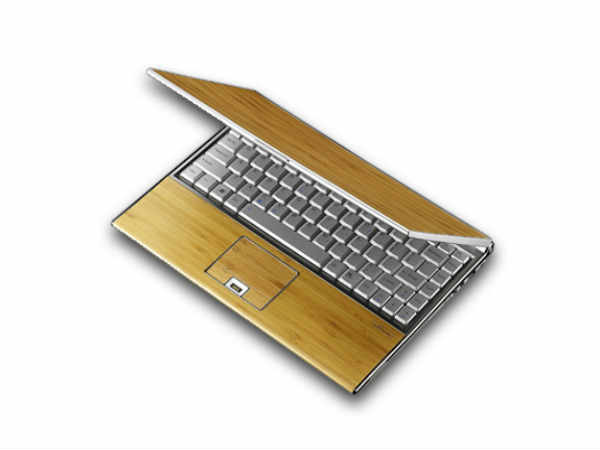 Asus' Bamboo Series Of Laptops