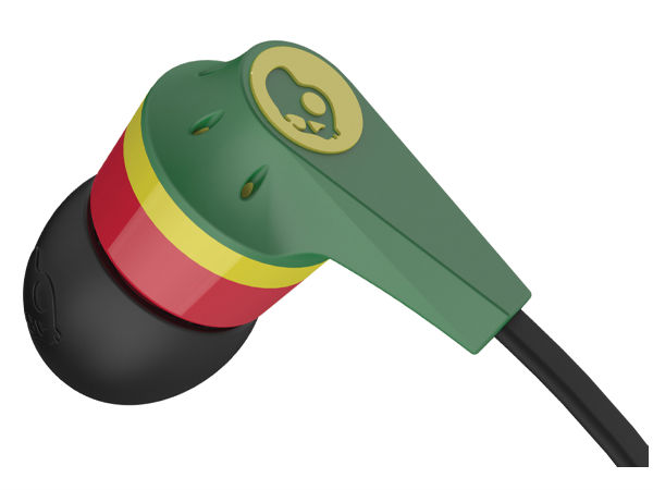 Skullcandy JIB In-Ear Headphone (Rasta)