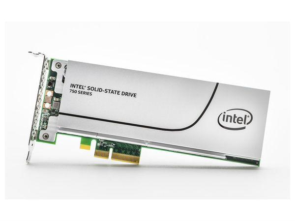 NVMe SSDs