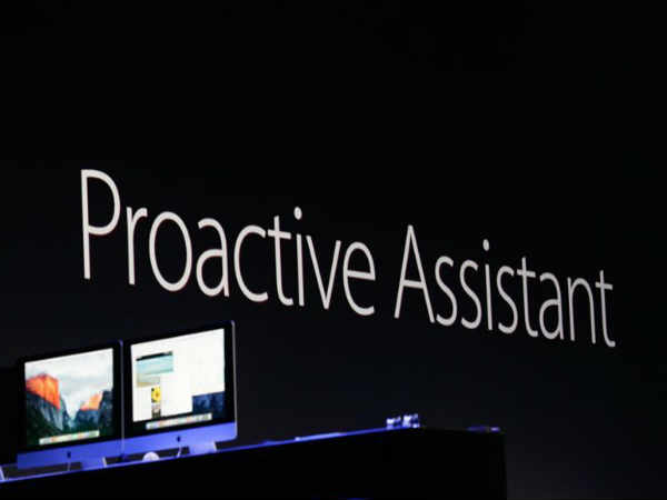 Proactive Assistant