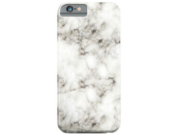 Grace iPhone 6 Slim Case in Real Marble