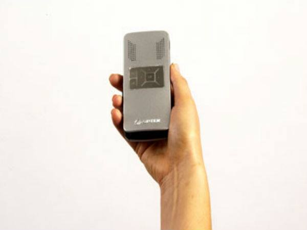 Mint V10: The Smallest Projector in the World