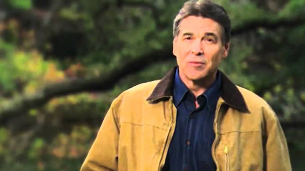 Strong by Rick Perry