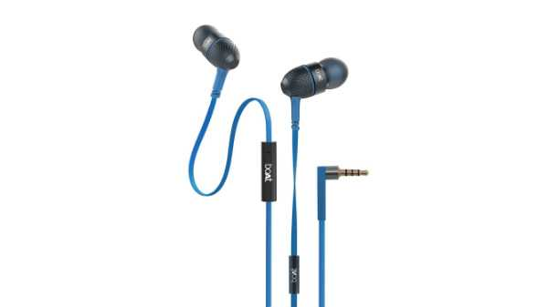 boAt BAssHeads 225 In-Ear Super Extra BAss Headphone