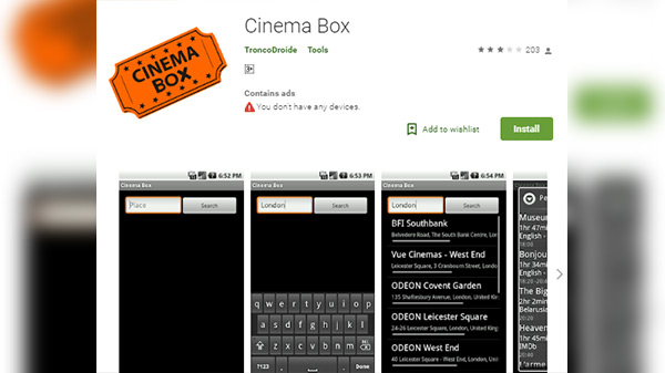 CinemaBox