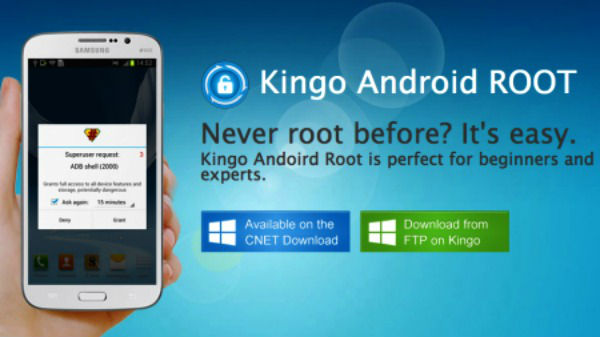 1. Kingo ROOT