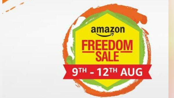'ആമസോണ് ഫ്രീഡം സെയില്': 20,000 രൂപ വരെ സ്മാര്ട്ട്ഫോണുകള്ക്ക് എക്