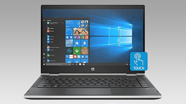 11. HP Pavilion x360 Convertible 14 cd Series 2018