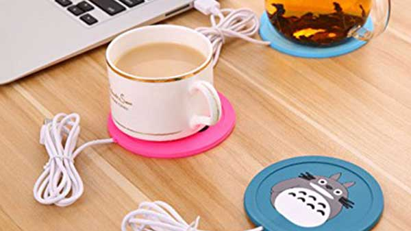 USB Powered Mug Warmer