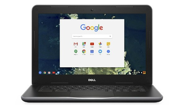 Dell Chromebook 13 3380 6TXJ4 13.3-Inch Traditional Laptop