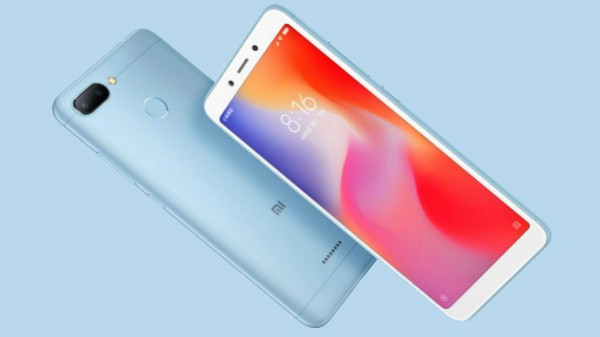 Xiaomi Redmi 6, 64GB