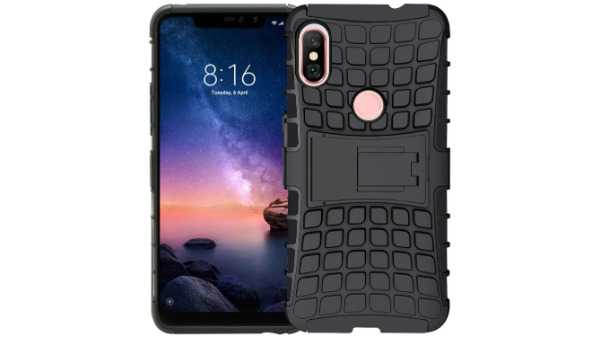 Jkobi Protective Rugged Hybrid Dual Armor Kick Stand Back Case