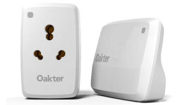 Oakter Smart plug for hi- powered appliances