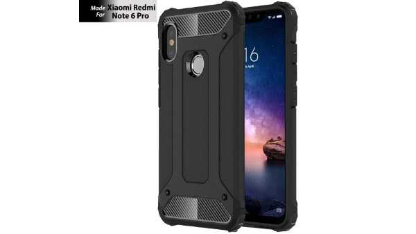GiftKart Special Edition Neo-Hybrid Dual Layer Armor Back Case Cover