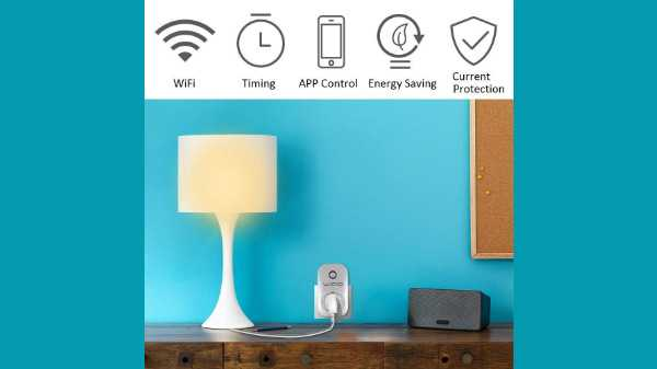 WIQD Smart Wifi Plug Socket