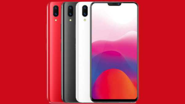 27% off on Vivo X21