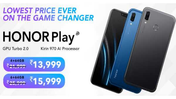 36% off on Honor Play