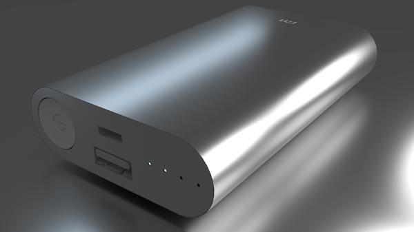 Syska Power Port100 10000mAh power bank