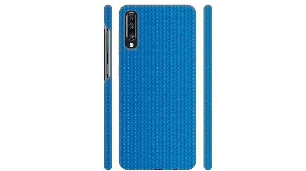 Flipkart SmartBuy Back Cover Blue Color