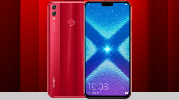 22% off on Honor 8X