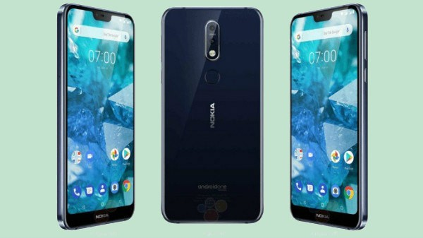 34% off on Nokia 8.1
