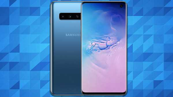Samsung Galaxy S10 (MPR: Rs 55,900, After Discounts Rs 50,900)