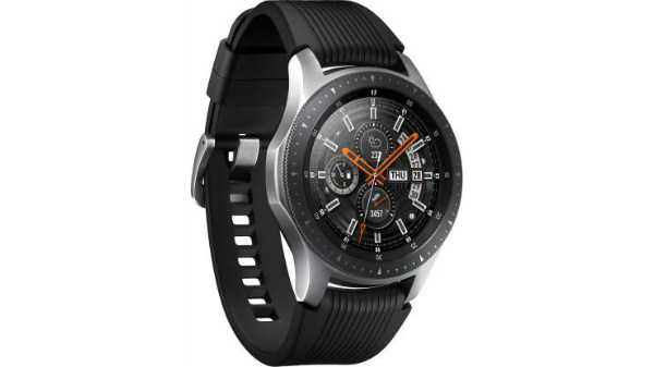Samsung Galaxy Watch (MRP: Rs 13,390, After Discount Price Rs 19,990)