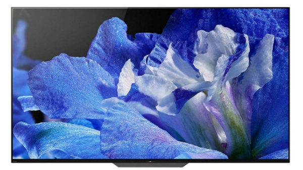 Sony 138.8CM (55 inch) Ultra HD (4K) OLED Smart Android TV (KD-55A1)