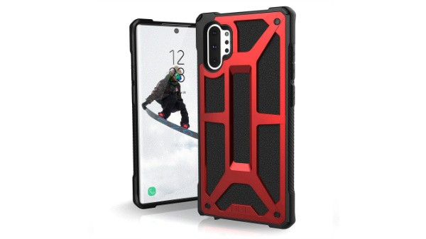 Urban Armor Gear UAG Galaxy Note 10 Plus Case, Monarch Rugged Protection Case/Cover Designed (Military Drop Tested)