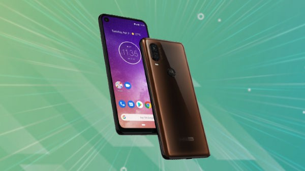 Motorola One Vision (Android 10 roll out)